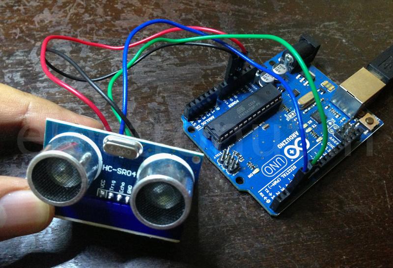Sr04 ultrasonic sensor datasheet